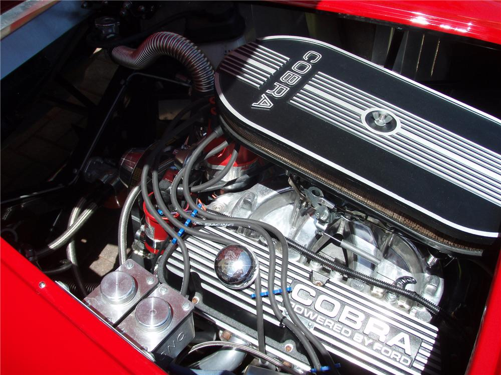 2008 FACTORY FIVE COBRA RE-CREATION ROADSTER - Engine - 125309