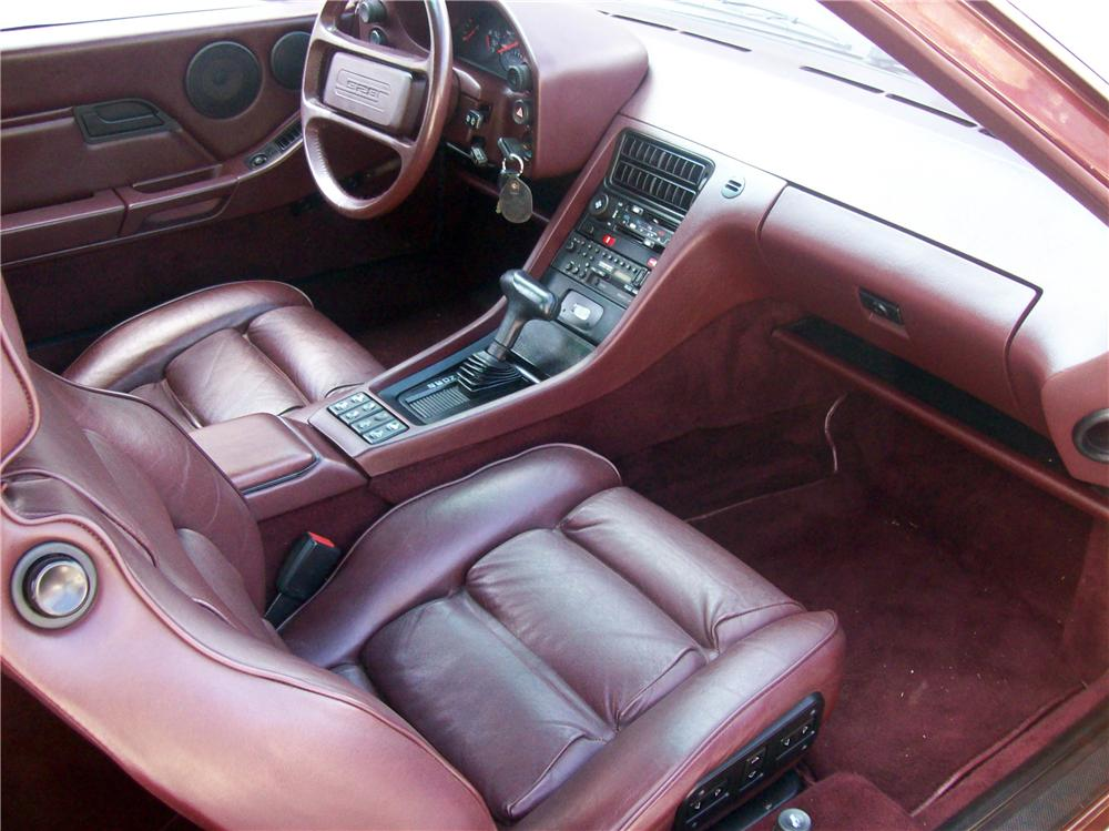 1984 Porsche 928 Interior on 1979 porsche 928 engine