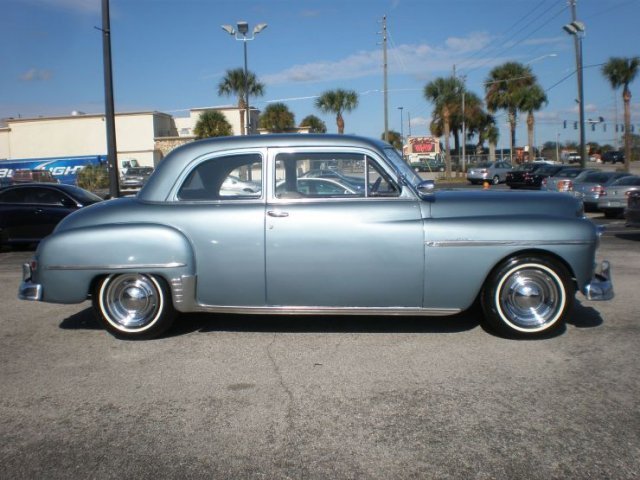 1950 plymouth special deluxe 2 door coupe 125518