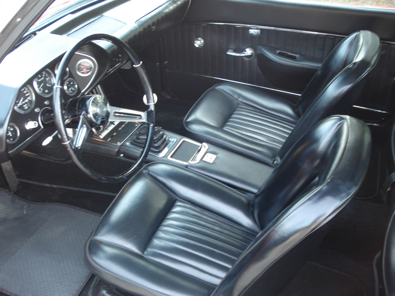 1963 STUDEBAKER AVANTI 2 DOOR COUPE - Interior - 125678