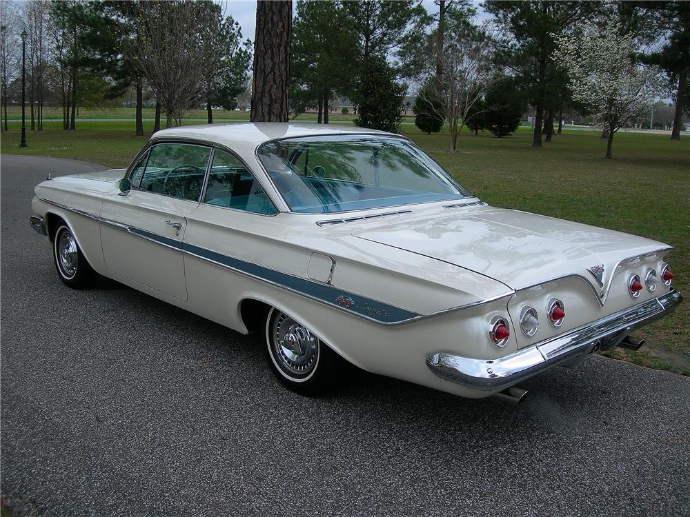 1961 chevy impala 2 door hardtop complete interior 1961 chevrolet impala custom 2 door hardtop 125691