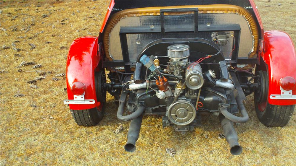 1937 BUGATTI ROADSTER RE-CREATION - Engine - 125701