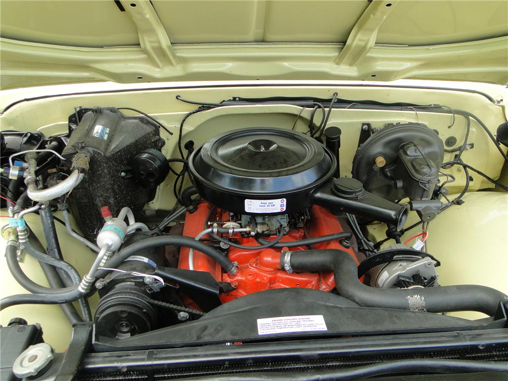 1972 CHEVROLET C-10 PICKUP - Engine - 125741