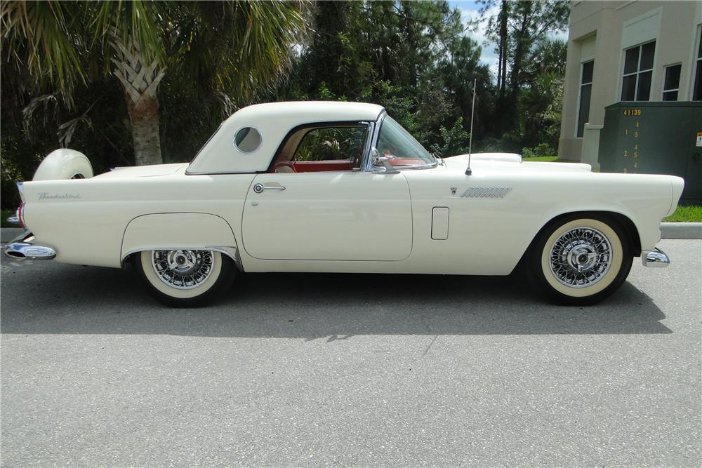 1956 Ford Thunderbird Convertible For Sale 1956 Ford Thunderbird
