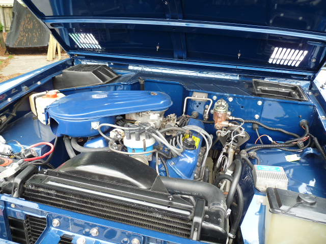 1977 FORD BRONCO SUV - Engine - 125764