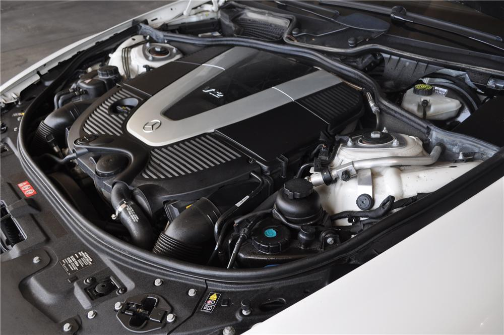 2008 MERCEDES-BENZ CL600 COUPE - Engine - 125817