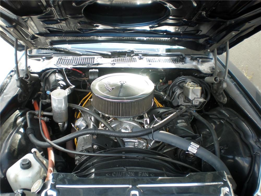 1980 CHEVROLET CAMARO 2 DOOR COUPE - Engine - 126356
