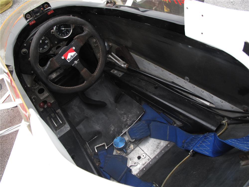 1988 MARCH PC18 RACE CAR - Interior - 127733