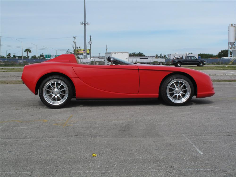 2006 GDT SPEEDSTER ROADSTER - Side Profile - 127853