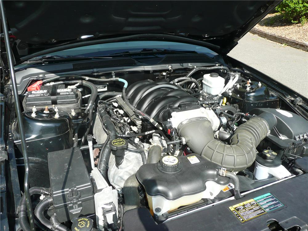 2005 FORD MUSTANG SALEEN COUPE - Engine - 130260