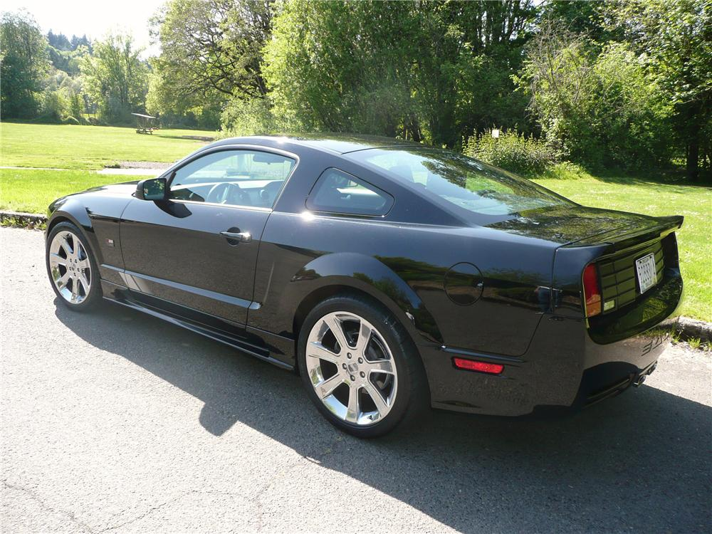 2005 Ford Mustang Saleen Coupe 130260