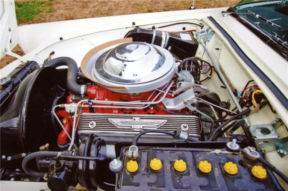 1956 FORD THUNDERBIRD CONVERTIBLE - Engine - 130264