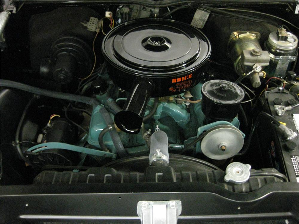 1958 BUICK LIMITED SERIES CONVERTIBLE - Engine - 130282