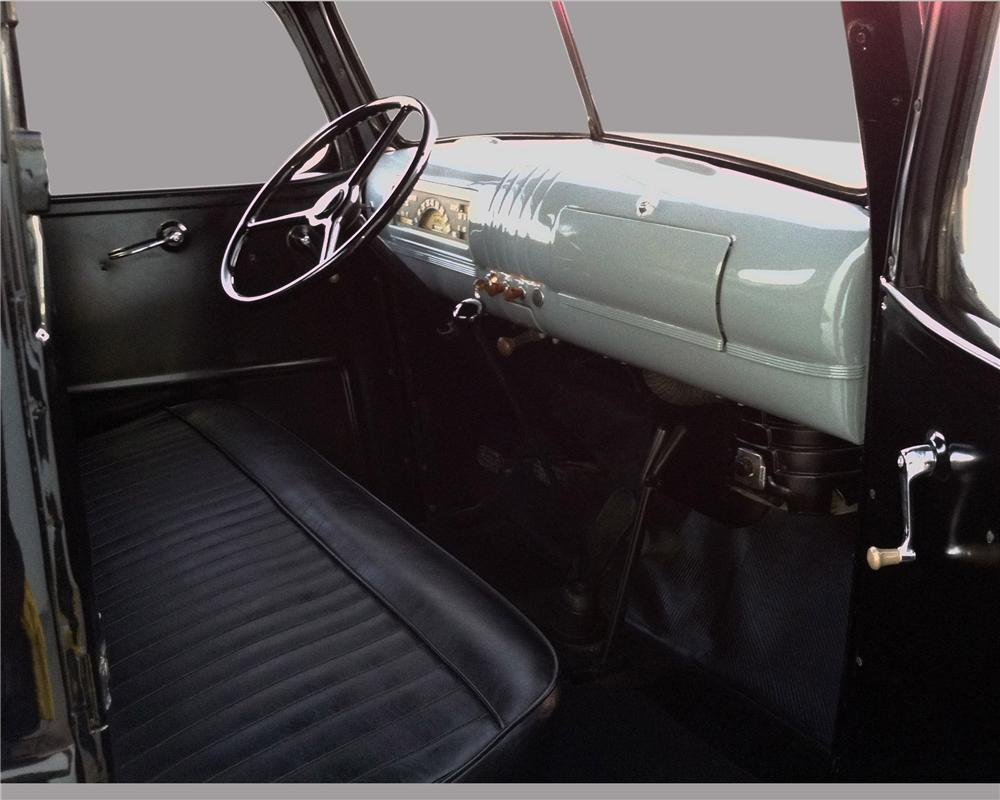 1946 GMC 1/2 TON PICKUP - Interior - 130321