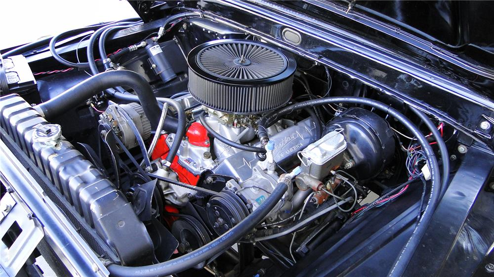 1966 FORD F-250 CUSTOM PICKUP - Engine - 130371