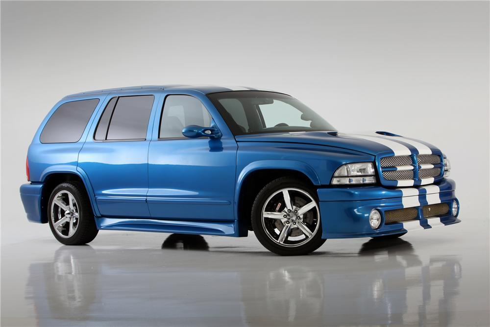 1999 DODGE DURANGO CARROLL SHELBY SP360 EDITION - Front 3/4 - 130377