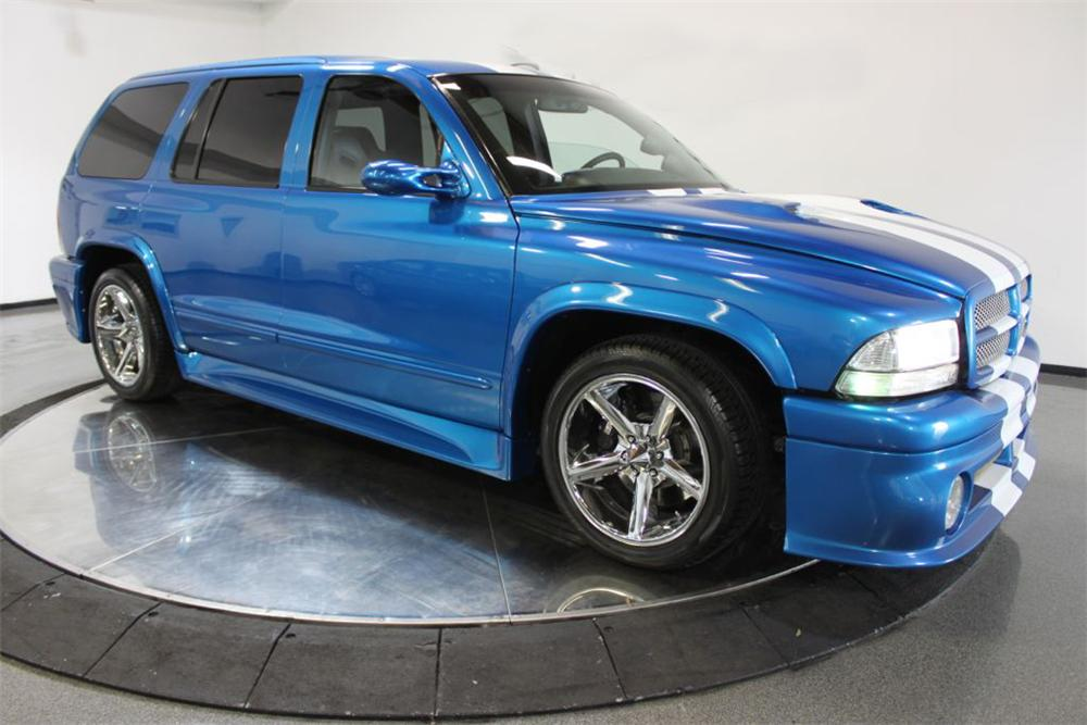1999 DODGE DURANGO CARROLL SHELBY SP360 EDITION - Side Profile - 130377
