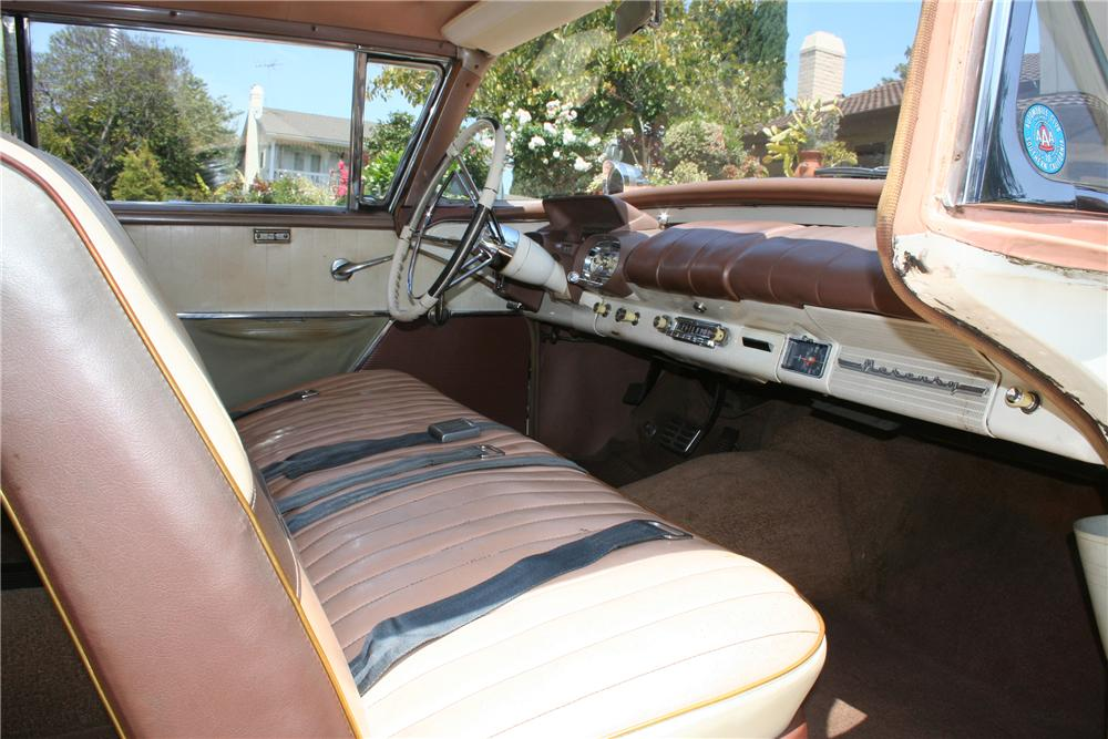 1957 Mercury Montclair 2 Door Hardtop 130391
