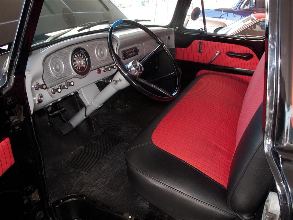 1964 Ford F 100 Short Bed Pickup 130408