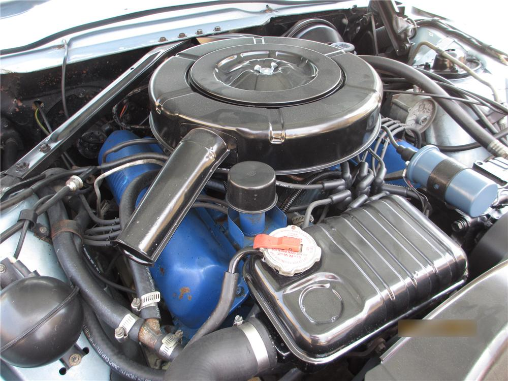 1964 FORD THUNDERBIRD 2 DOOR COUPE - Engine - 130423