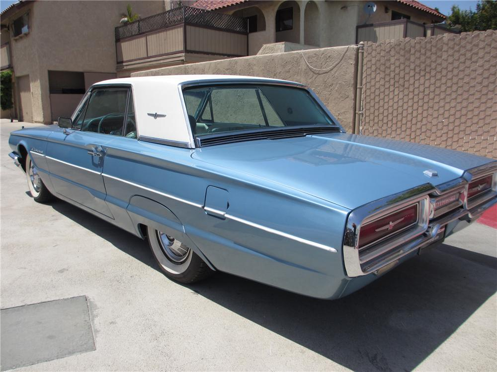 1964 ford thunderbird 2 door coupe 130423. Cars Review. Best American Auto & Cars Review