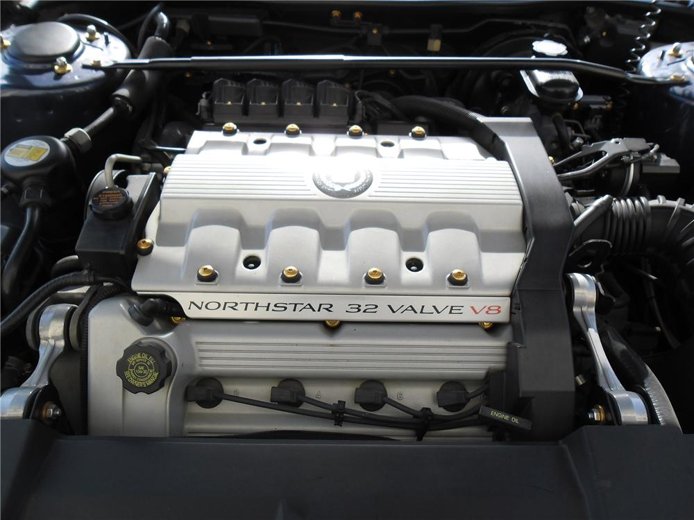 1993 CADILLAC ALLANTE CONVERTIBLE - Engine - 130429