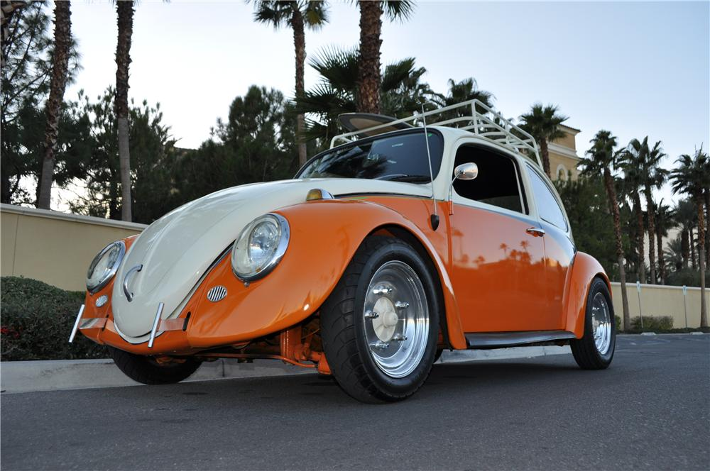 1966 Volkswagen Beetle Custom Coupe 130430