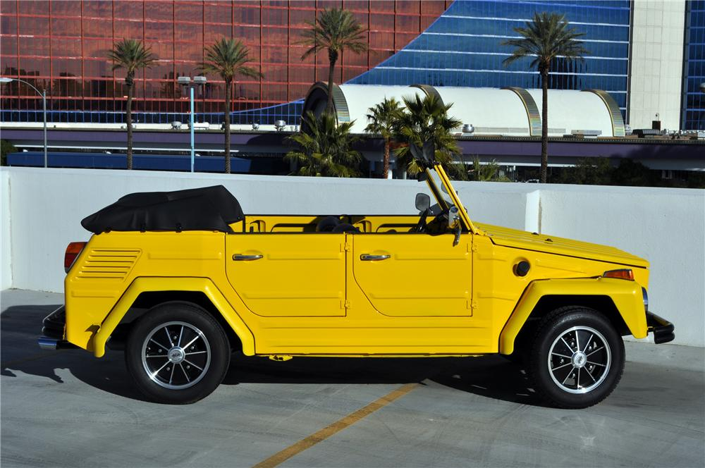 1973 Volkswagen Thing Convertible 130438