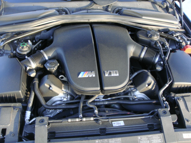 2007 BMW M6 CONVERTIBLE - Engine - 130441
