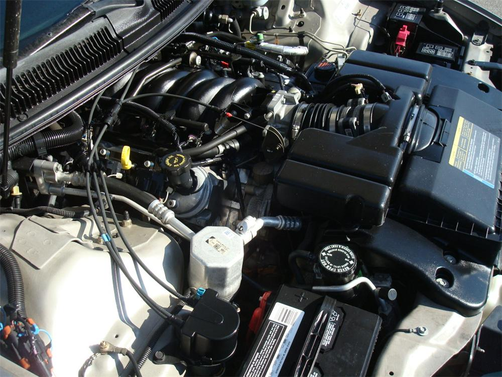 2001 CHEVROLET CAMARO SS 2 DOOR COUPE - Engine - 130546