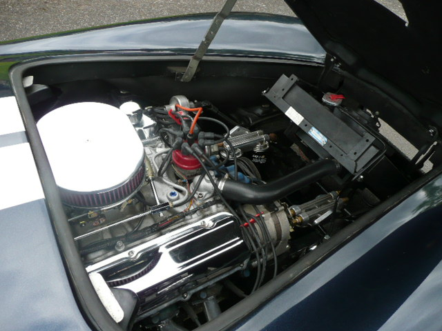 1970 SHELBY COBRA RE-CREATION ROADSTER - Engine - 130557