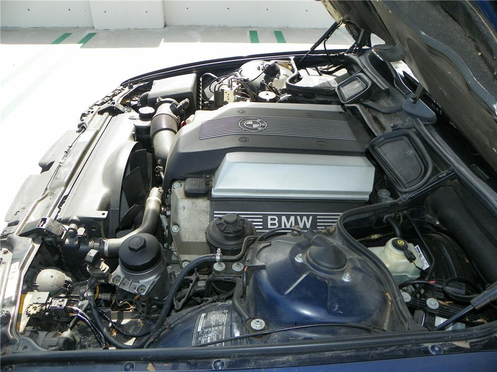 2000 BMW 740IL 4 DOOR SEDAN - Engine - 130726