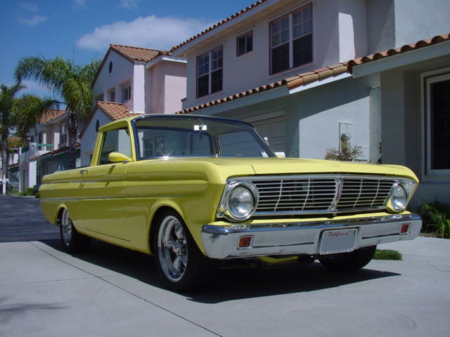 1965 Ford Ranchero Custom