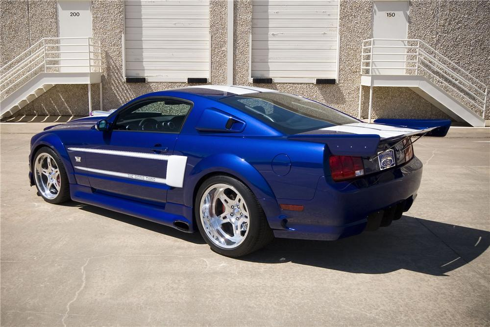 2005 FORD MUSTANG GT PLATT & PAYNE SIGNATURE EDITION - Rear 3/4 - 130927