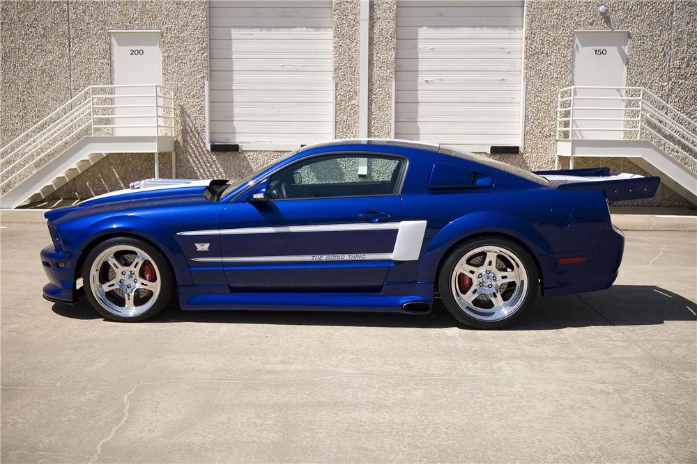 2005 FORD MUSTANG GT PLATT & PAYNE SIGNATURE EDITION - Side Profile - 130927