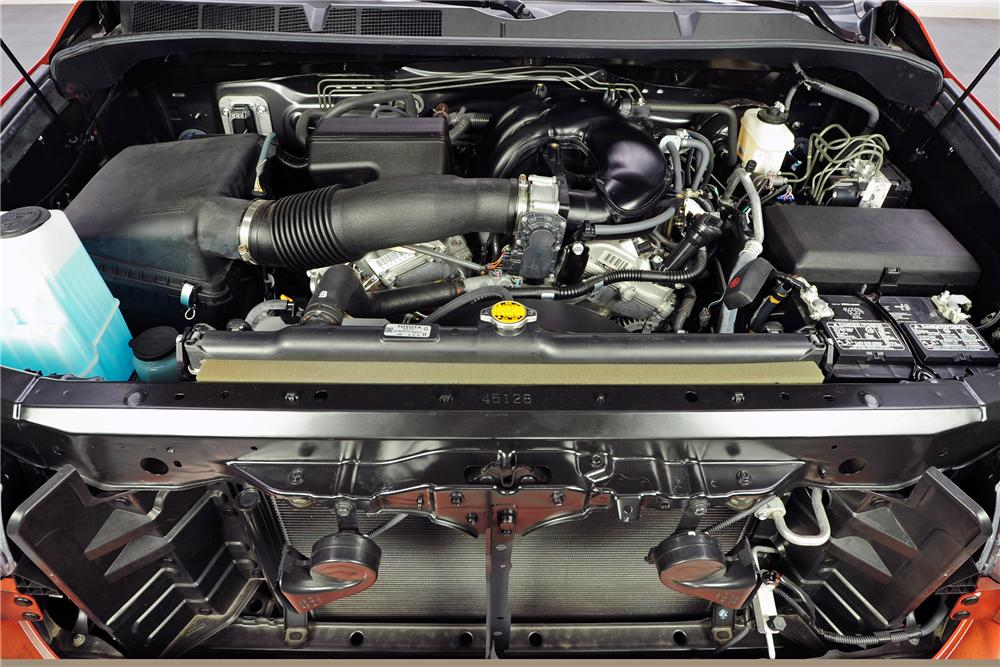 2011 TOYOTA TUNDRA CUSTOM PICKUP - Engine - 130931