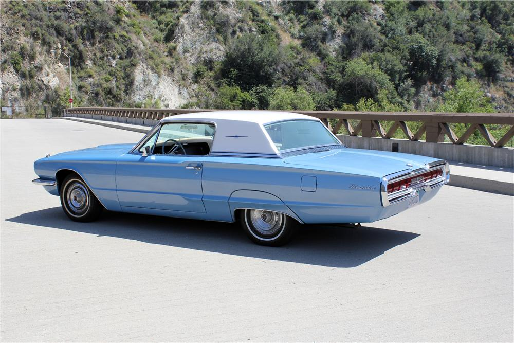 1966 ford thunderbird 2 door hardtop 130946. Cars Review. Best American Auto & Cars Review