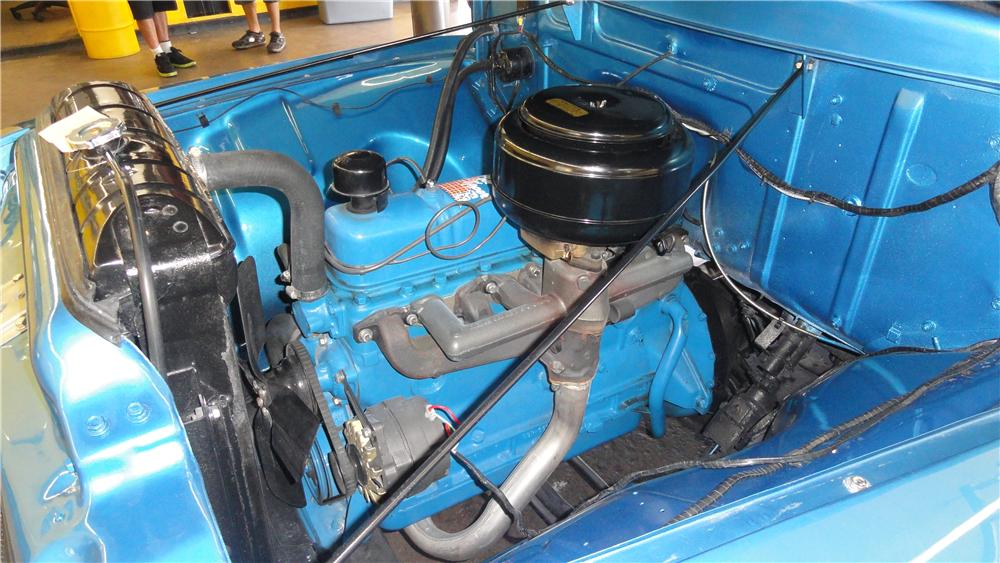 1954 FORD F-100 PICKUP - Engine - 130958