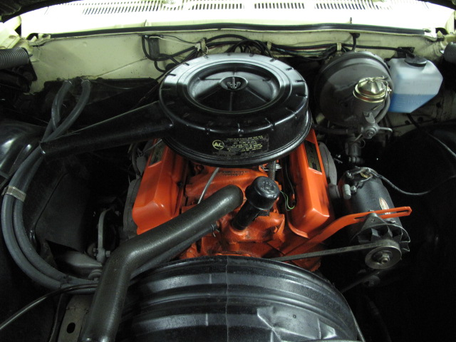 1962 CHEVROLET IMPALA SS CONVERTIBLE - Engine - 130969