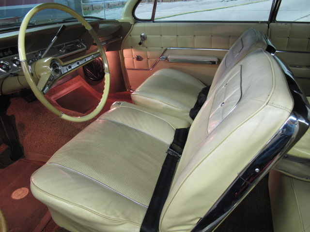 1962 CHEVROLET IMPALA SS CONVERTIBLE - Interior - 130969
