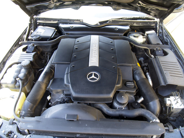 1999 MERCEDES-BENZ SL500 CONVERTIBLE - Engine - 131011