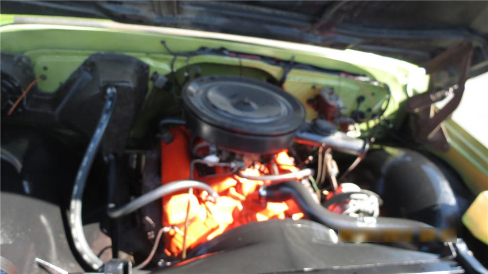 1970 CHEVROLET C-10 PICKUP - Engine - 131013