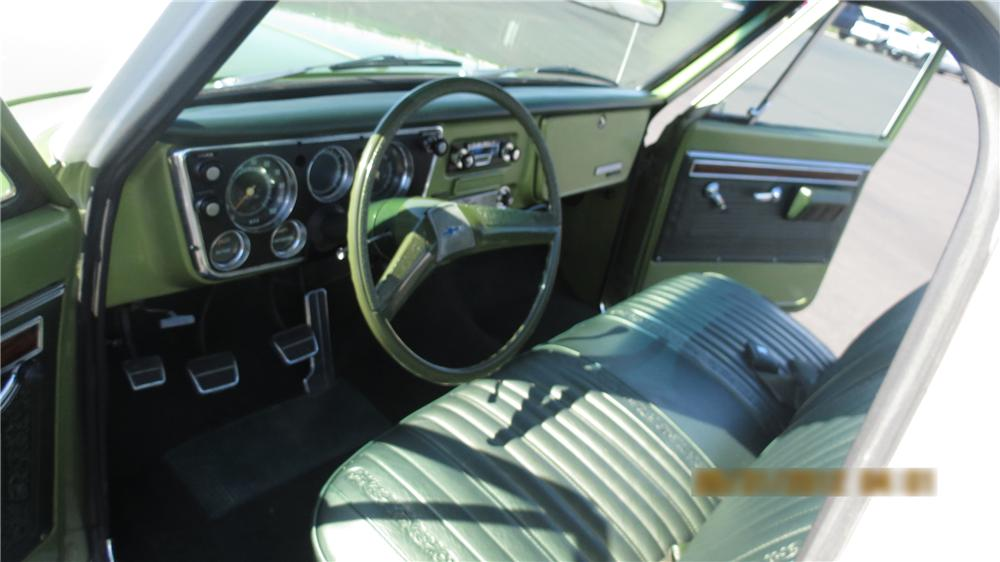 1970 CHEVROLET C-10 PICKUP - Interior - 131013