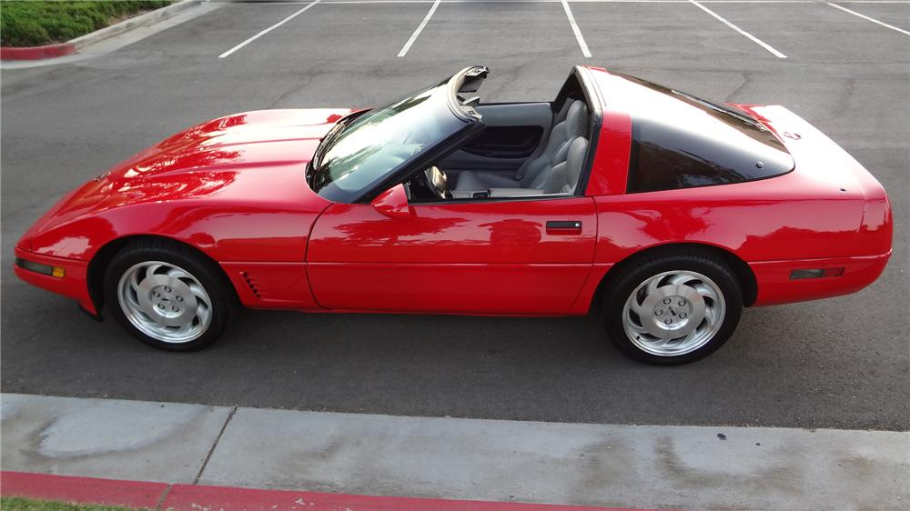 1995 Chevrolet Corvette 2 Door Coupe 131039