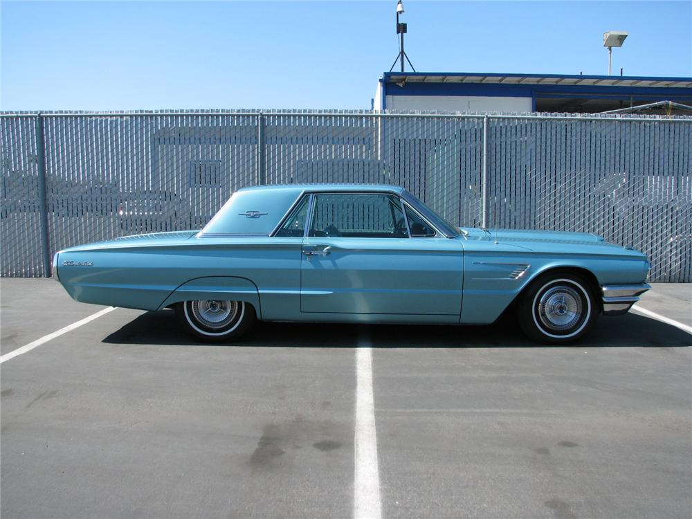 1965 Ford Thunderbird 2 Door Hardtop 131494
