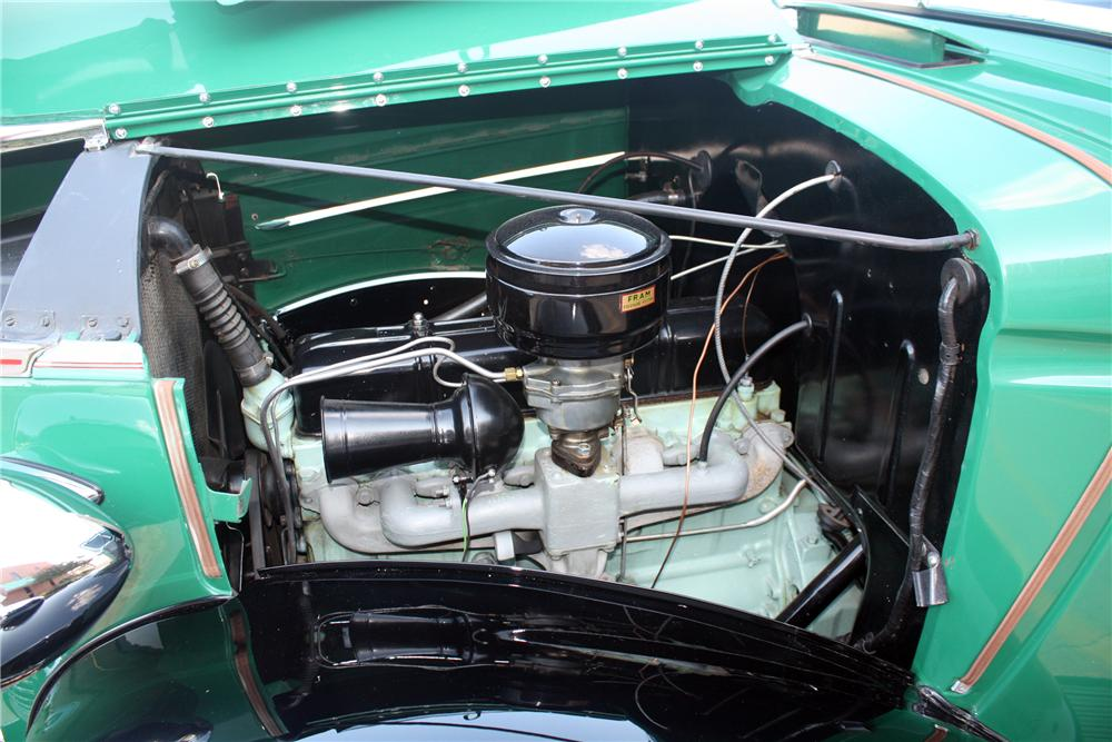 1939 CHEVROLET PICKUP - Engine - 132691