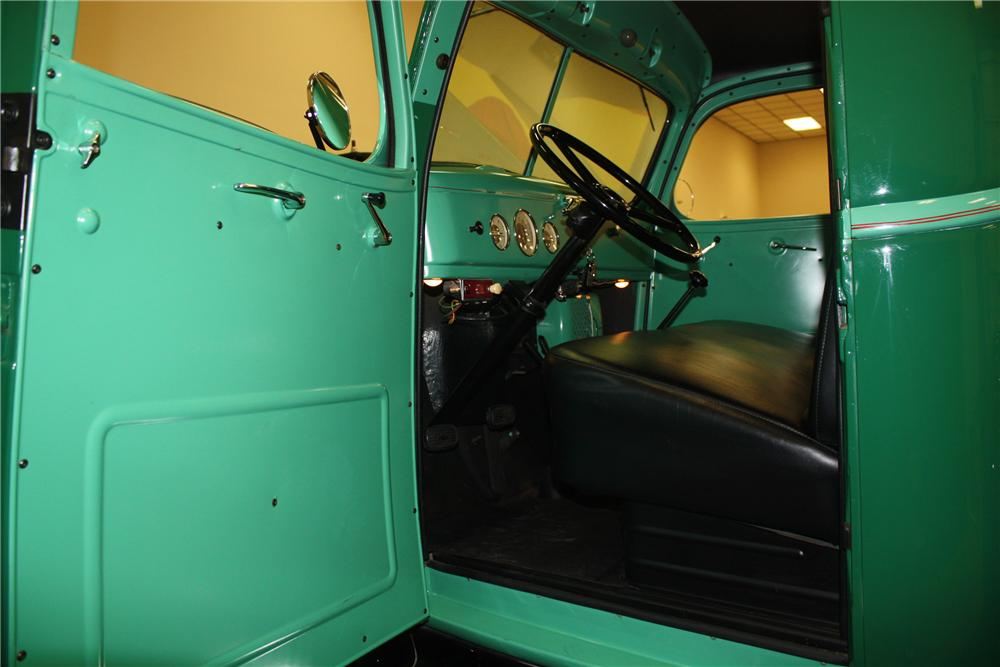 1939 CHEVROLET PICKUP - Interior - 132691