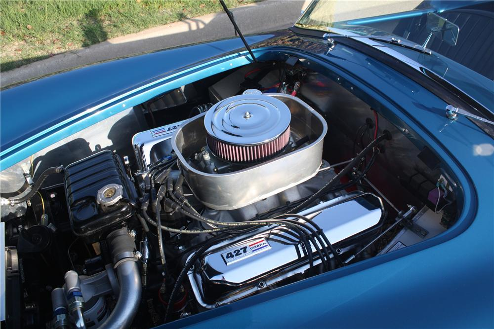 1965 SHELBY COBRA CSX 6000 ROADSTER - Engine - 132694