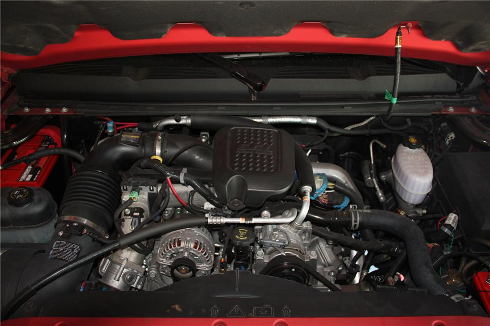 2008 CHEVROLET SILVERADO CUSTOM PICKUP - Engine - 132698