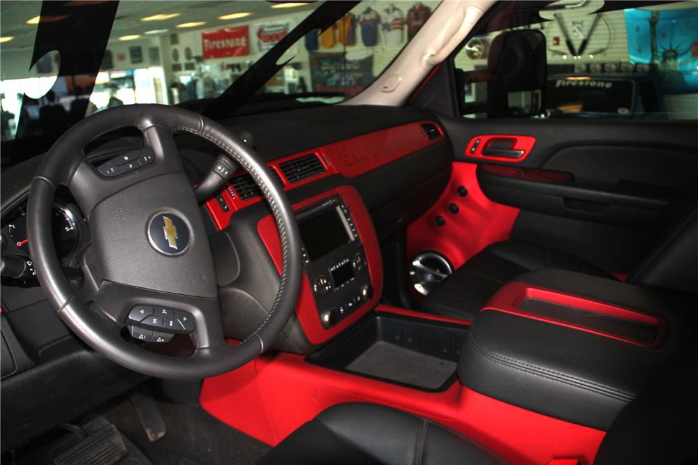 2008 chevrolet silverado custom pickup 132698. Black Bedroom Furniture Sets. Home Design Ideas